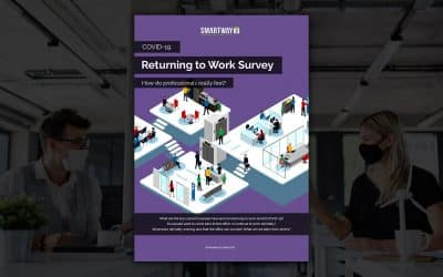 Smartway2 Workplace Survey Reveals Workers Not Interested in Full-Time Work from Home Post COVID-19