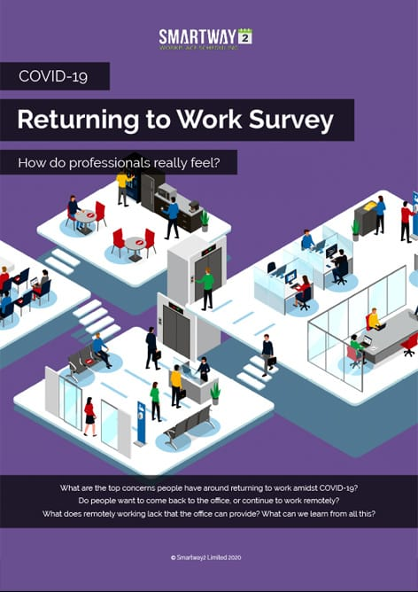 covid-19 return to work survey