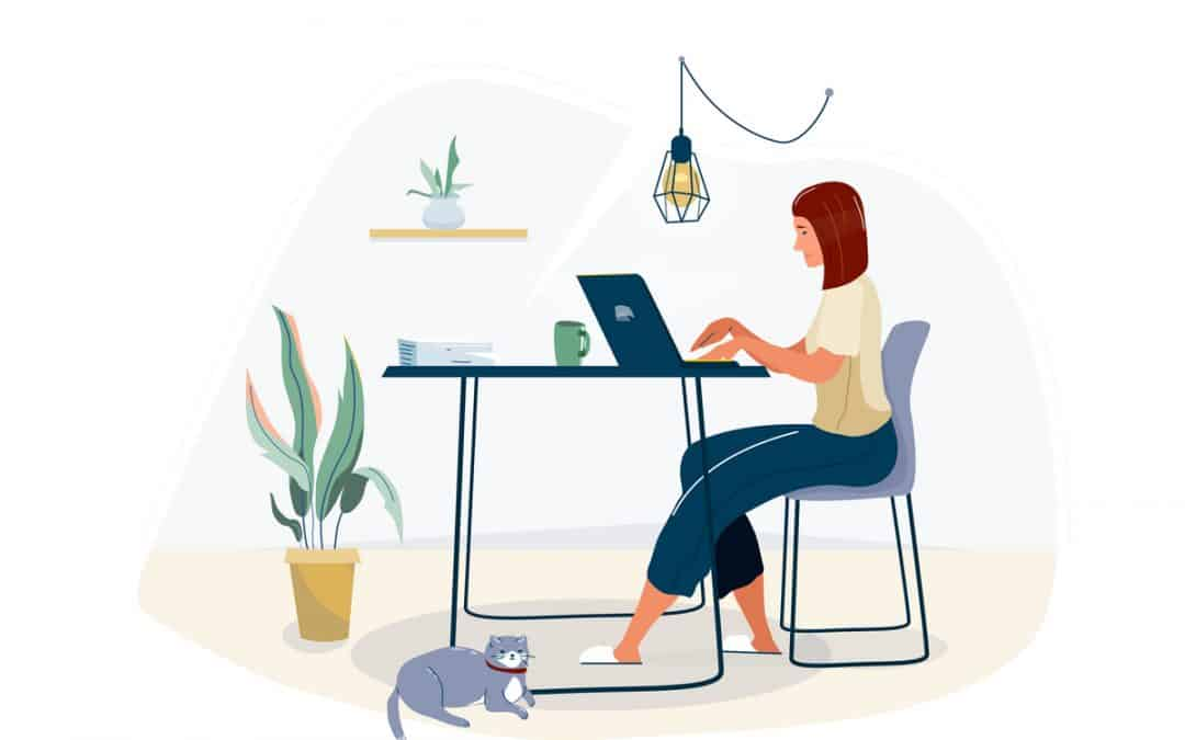 Working from home: The setup guide + tips for success