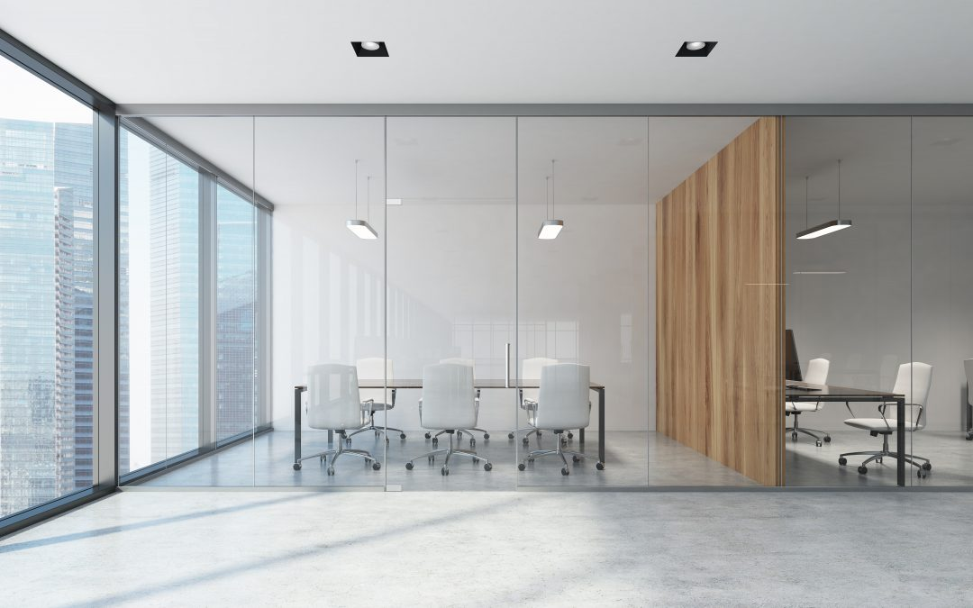 Glass Conference Rooms: The Pros the Cons and Why You Might Want Them in Your Office