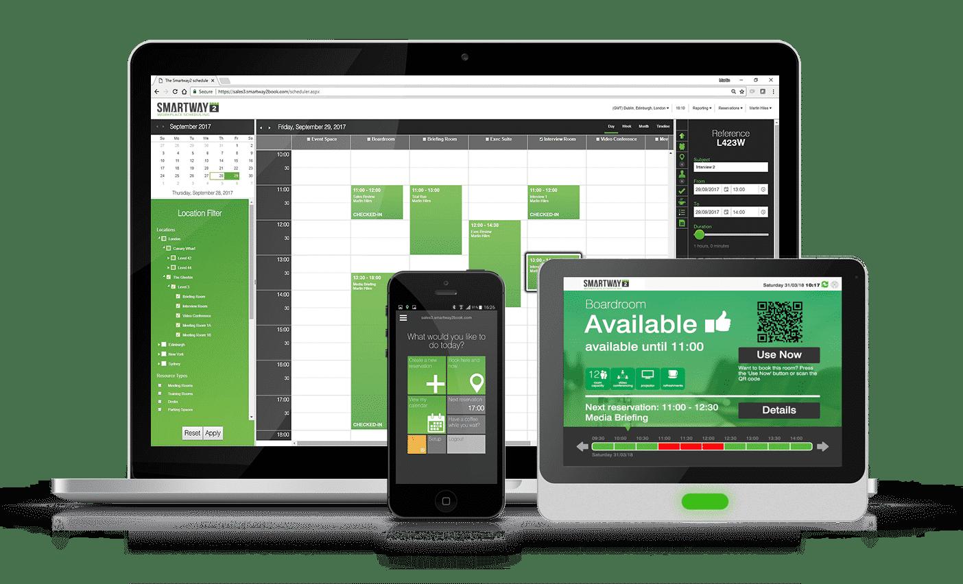smartway2 apps