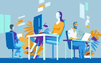 Desk Sharing: A Fundamental Feature of the Future Office