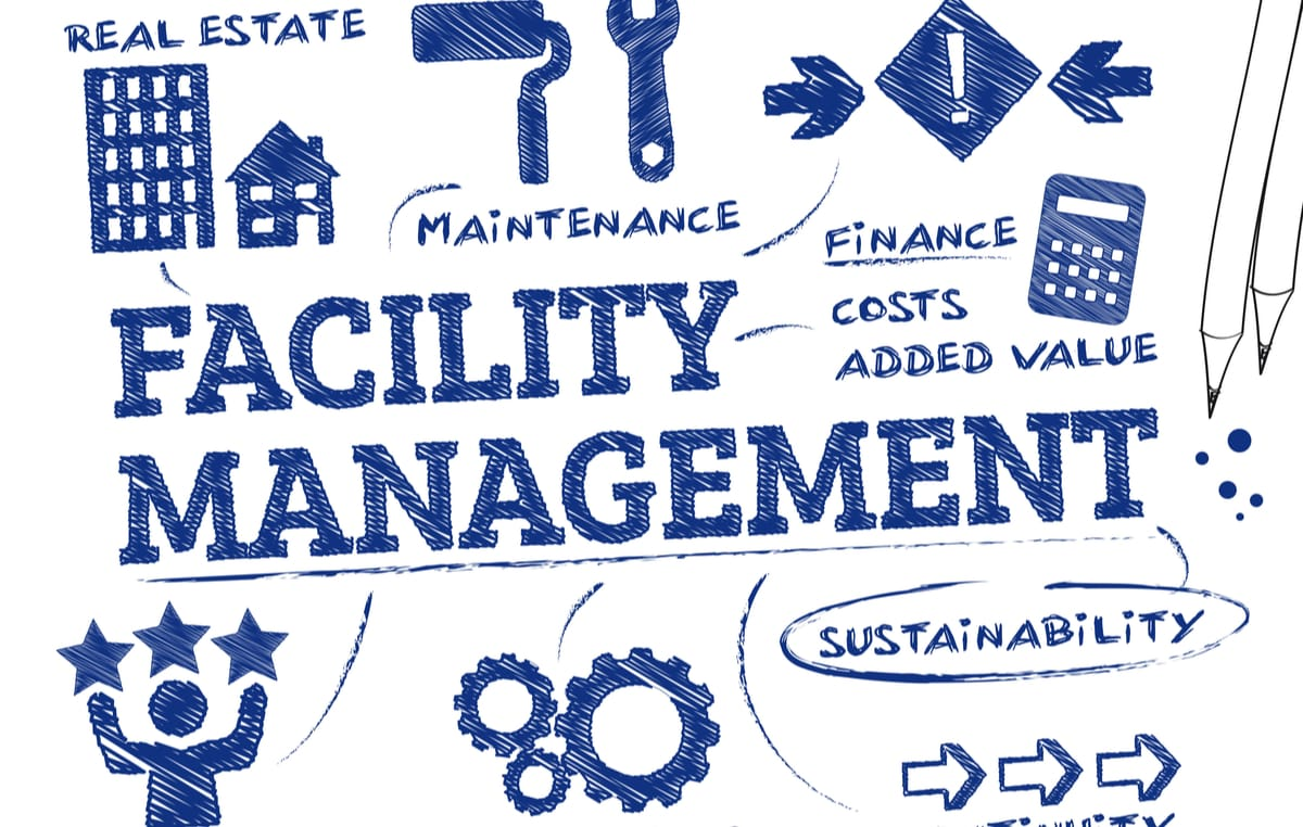 facility management chart