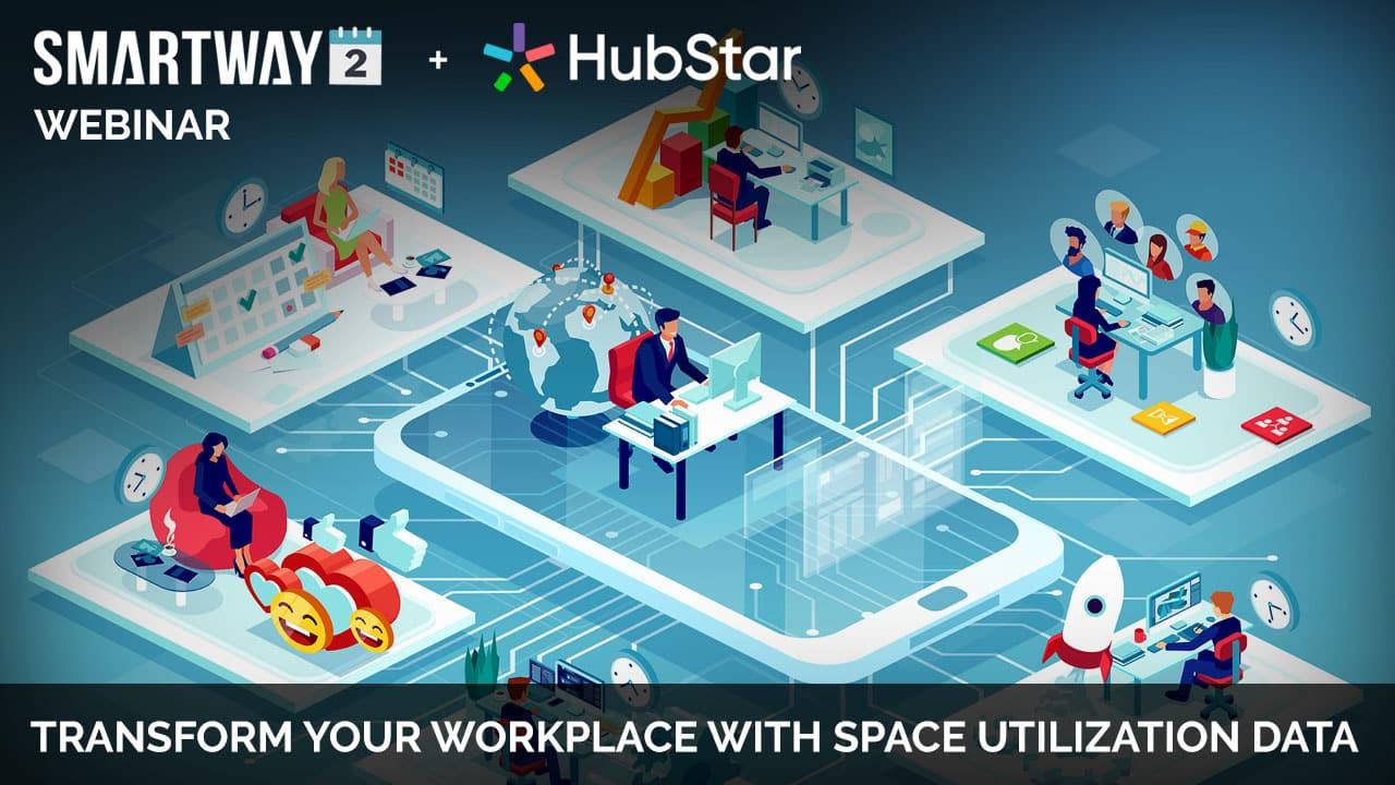 Webinar space utilization